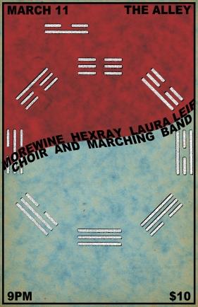 HEXRAY / LAURA LEIF / MOREWINE